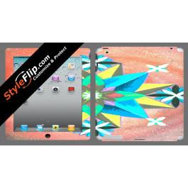 geometric. Apple iPad 3