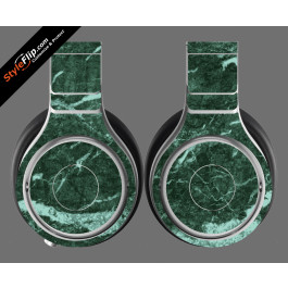 Green Marble Beats By Dr. Dre Beats Pro Model