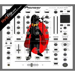Ninja Warrior  Pioneer DJM 700