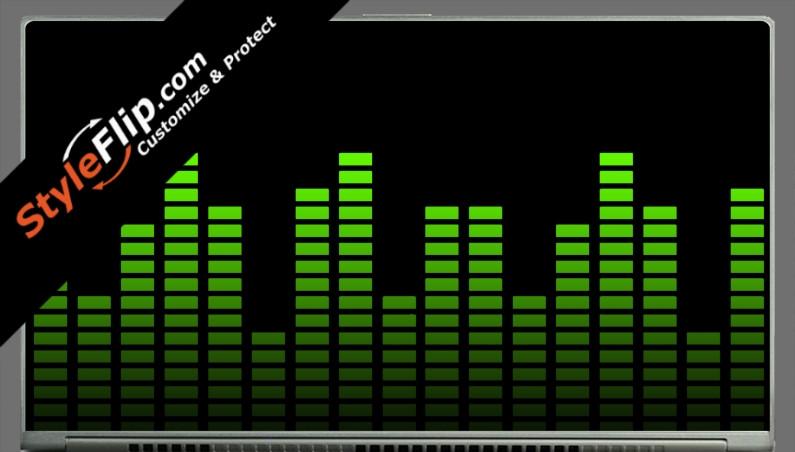 """Lime Equalizer Acer Aspire S7 13.3"""""""