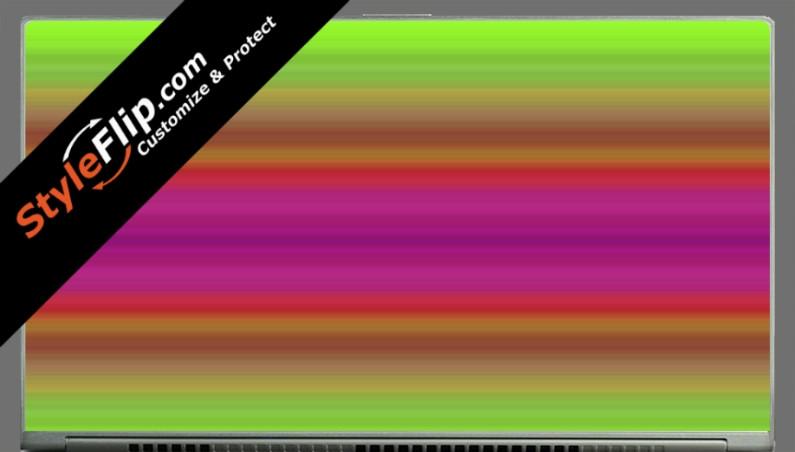 """Rainbow Acer Aspire S7 13.3"""""""
