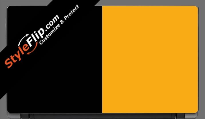 "Black & Orange Acer Aspire V5 11.6"""
