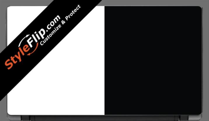 """Black & White Acer Aspire V5 11.6"""""""