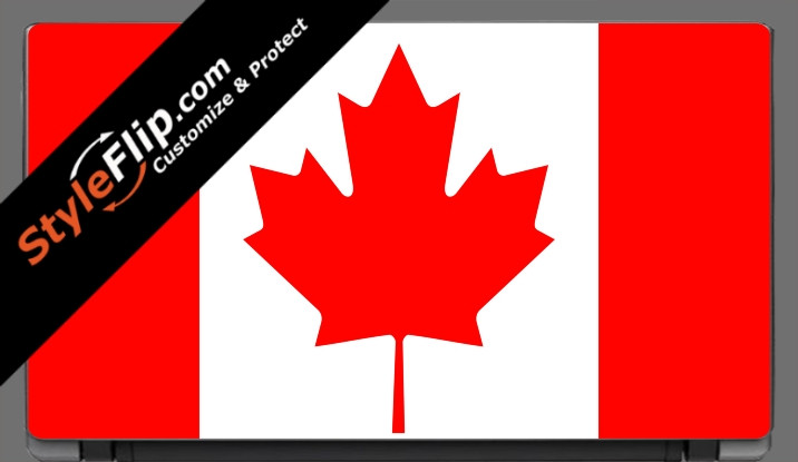 Canadian Flag  Acer Aspire V5 11.6""