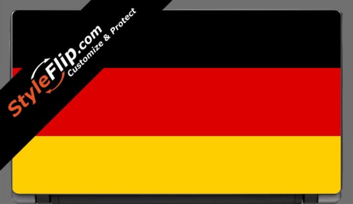 """German Flag  Acer Aspire V5 11.6"""""""