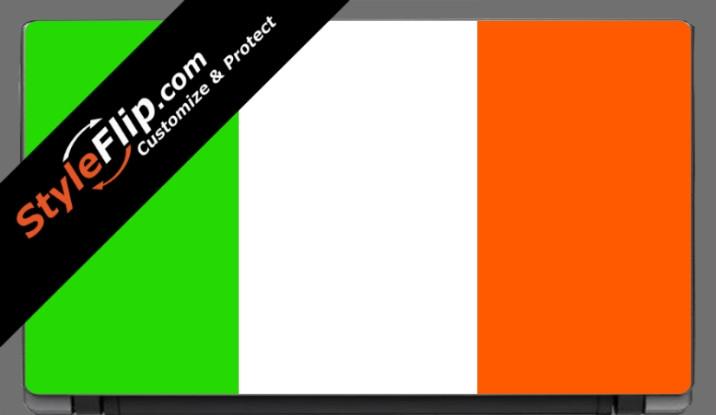 """Irish Flag  Acer Aspire V5 11.6"""""""