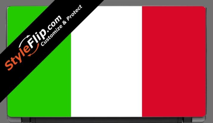 """Italian Flag  Acer Aspire V5 11.6"""""""