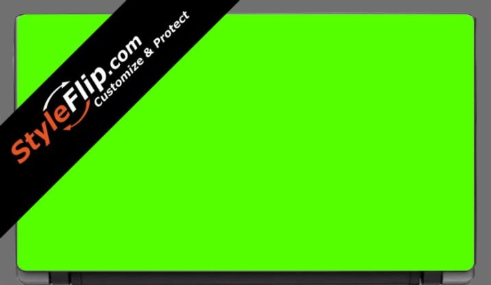 """Solid Green Acer Aspire V5 11.6"""""""