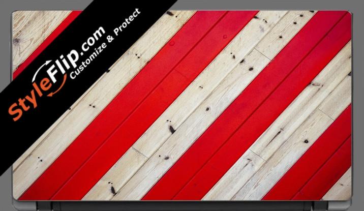 """Striped Wood  Acer Aspire V5 11.6"""""""