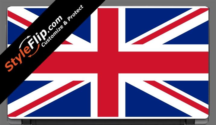 "United Kingdom Flag Acer Aspire V5 11.6"""