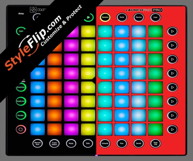Black & Red Novation Launchpad Pro