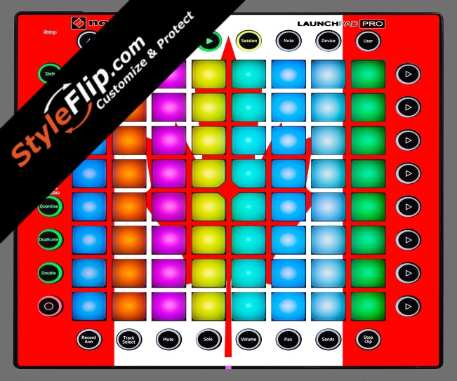 Canadian Flag  Novation Launchpad Pro