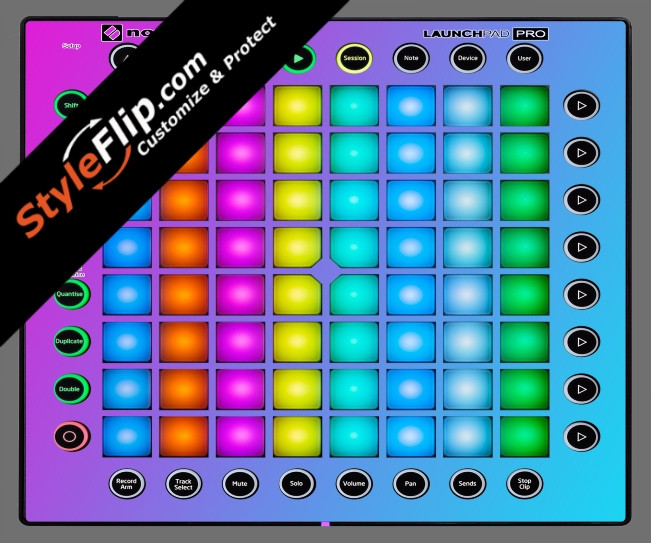 Cotton Candy Novation Launchpad Pro