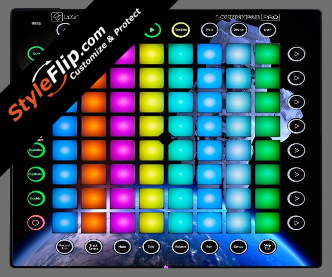 Destination Space  Novation Launchpad Pro