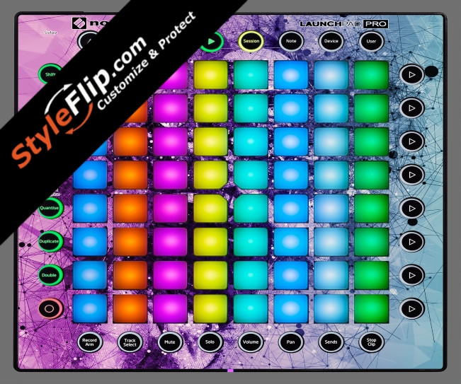 Hail Mary  Novation Launchpad Pro