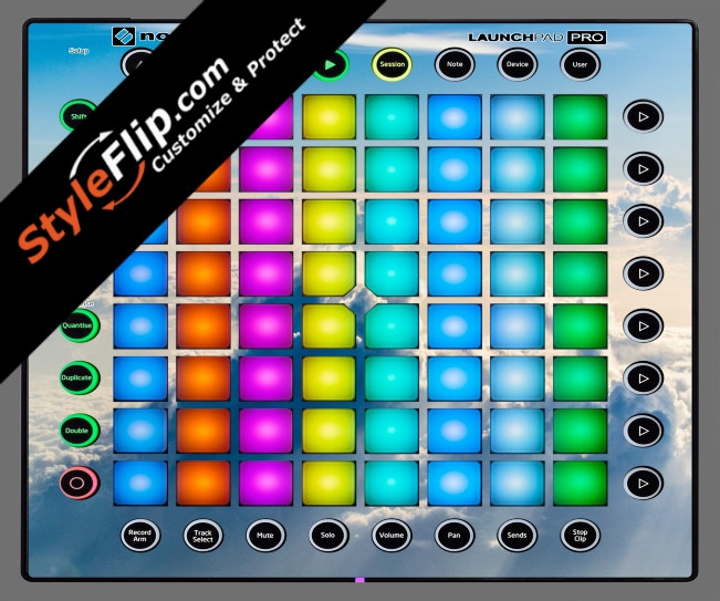 Heavenly   Novation Launchpad Pro