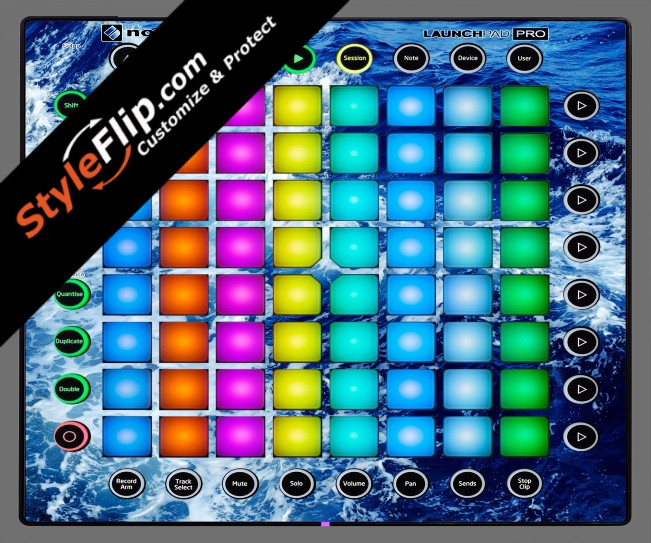 High Tide  Novation Launchpad Pro