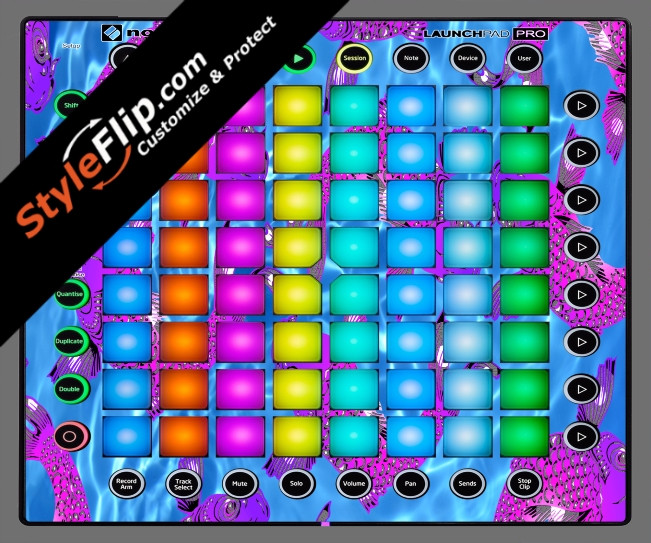Koi Novation Launchpad Pro