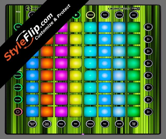 Matrix Novation Launchpad Pro