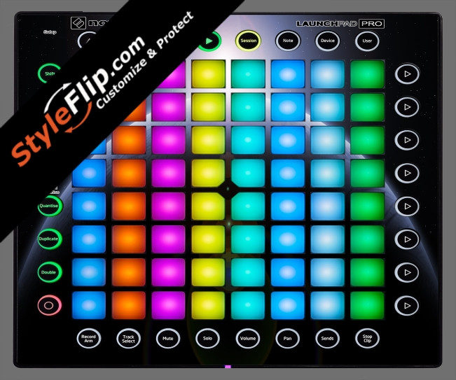 New Horizons  Novation Launchpad Pro