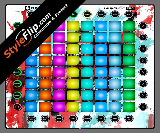 Rumble In The Jungle  Novation Launchpad Pro