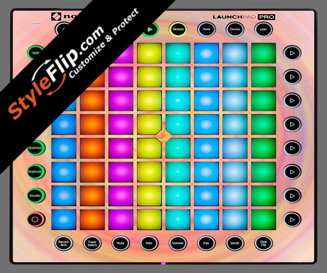 Spin Novation Launchpad Pro