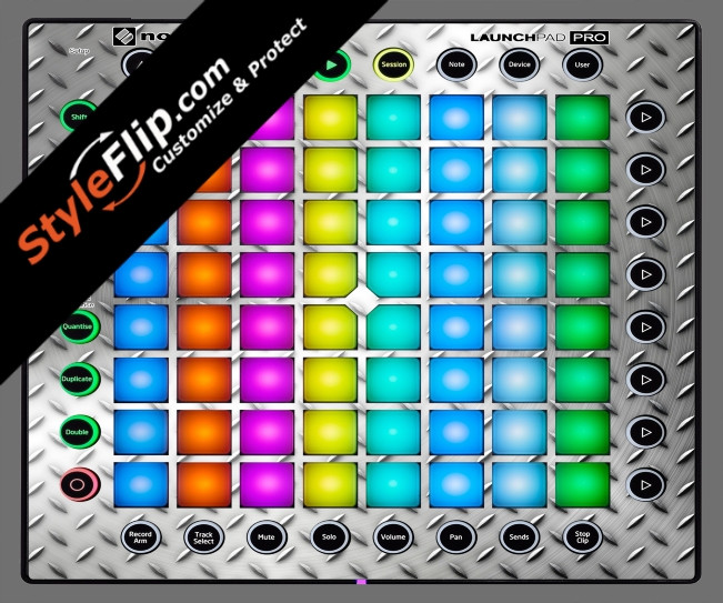 Steel Diamond  Novation Launchpad Pro
