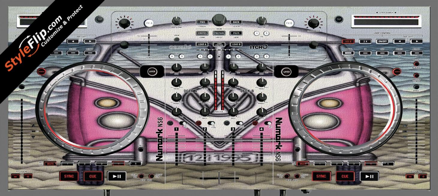 Dream Machine  Numark NS-6
