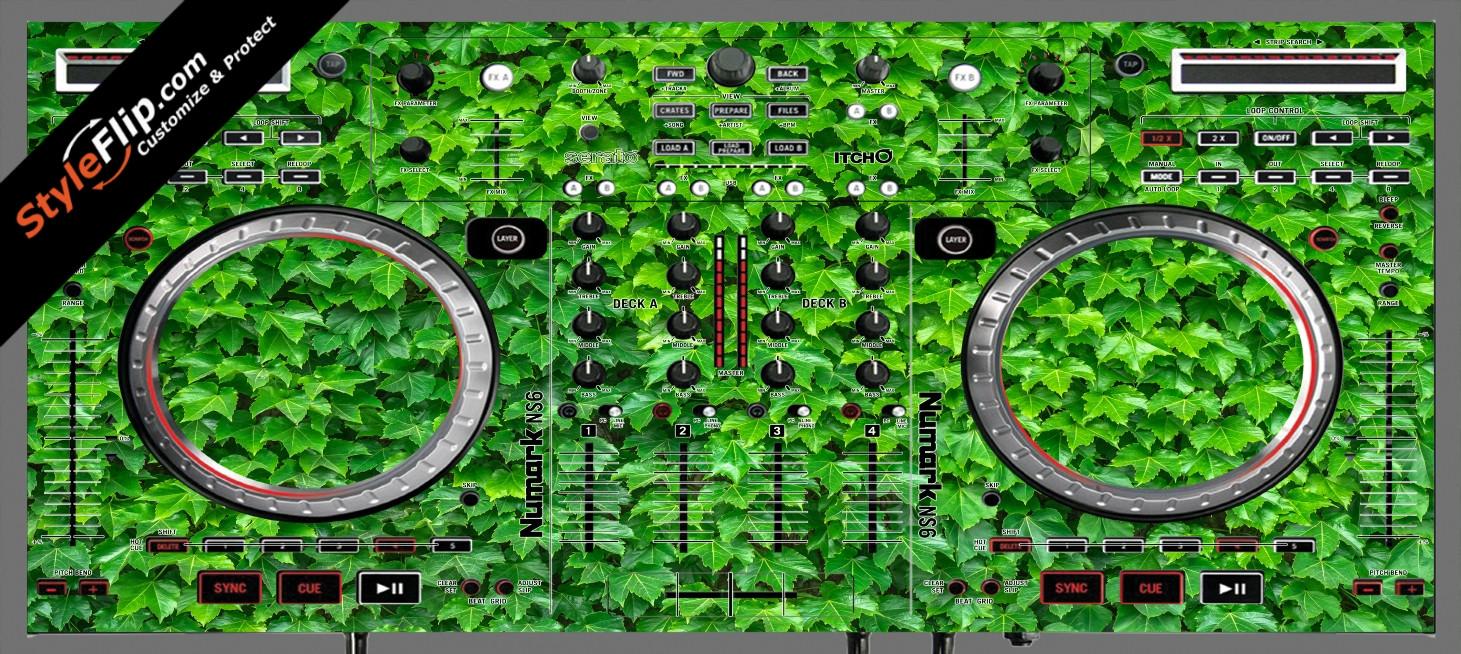Greenery  Numark NS-6