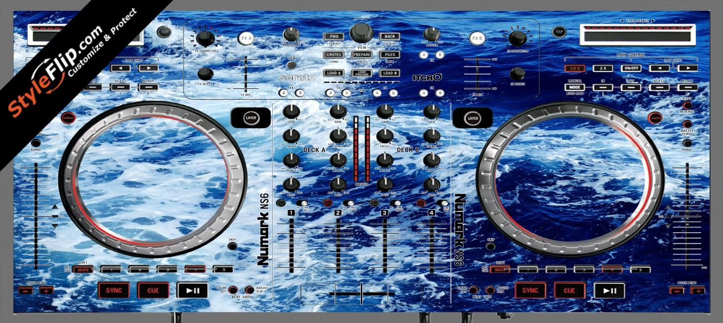 High Tide  Numark NS-6