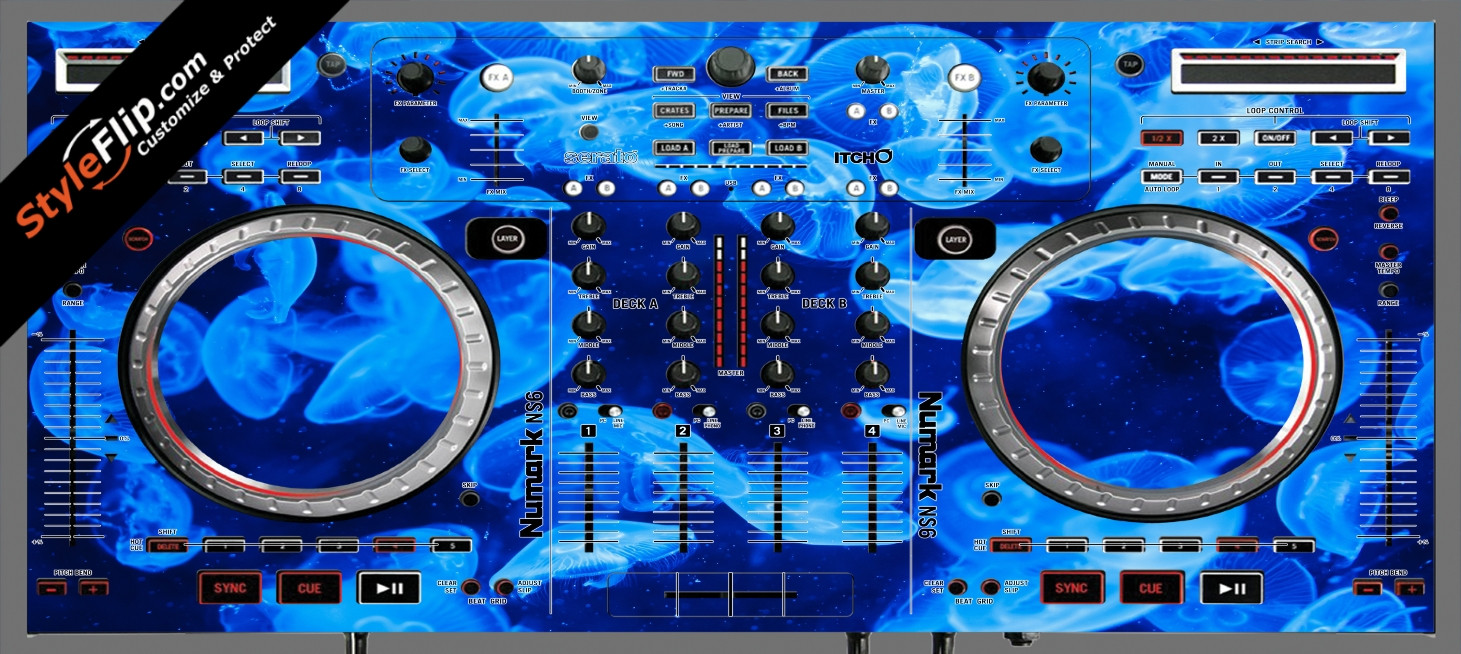 Jellyfish Numark NS-6