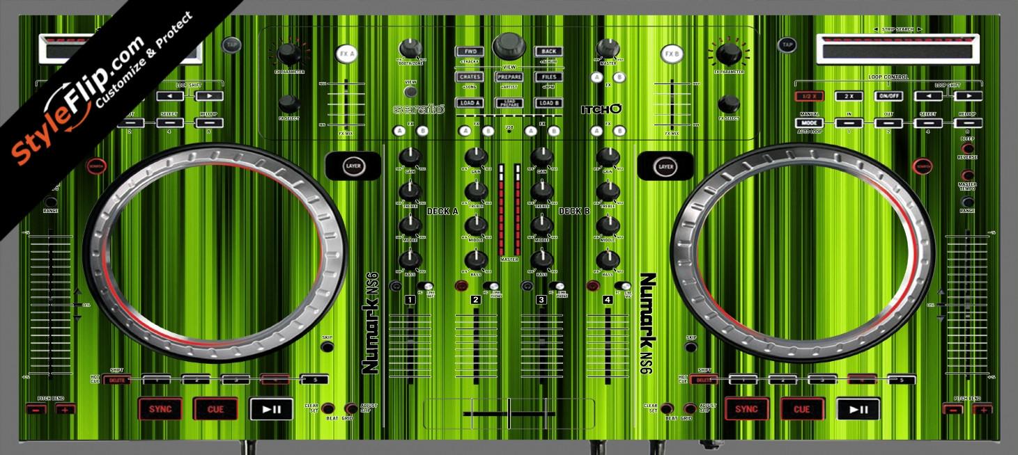 Matrix Numark NS-6