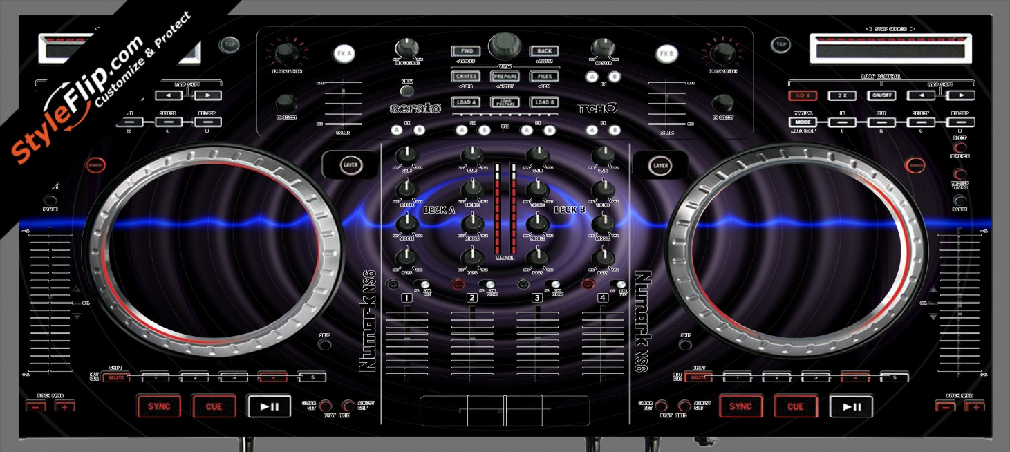 Music Numark NS-6