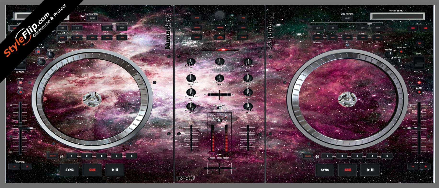 Cosmic  Numark NS-7