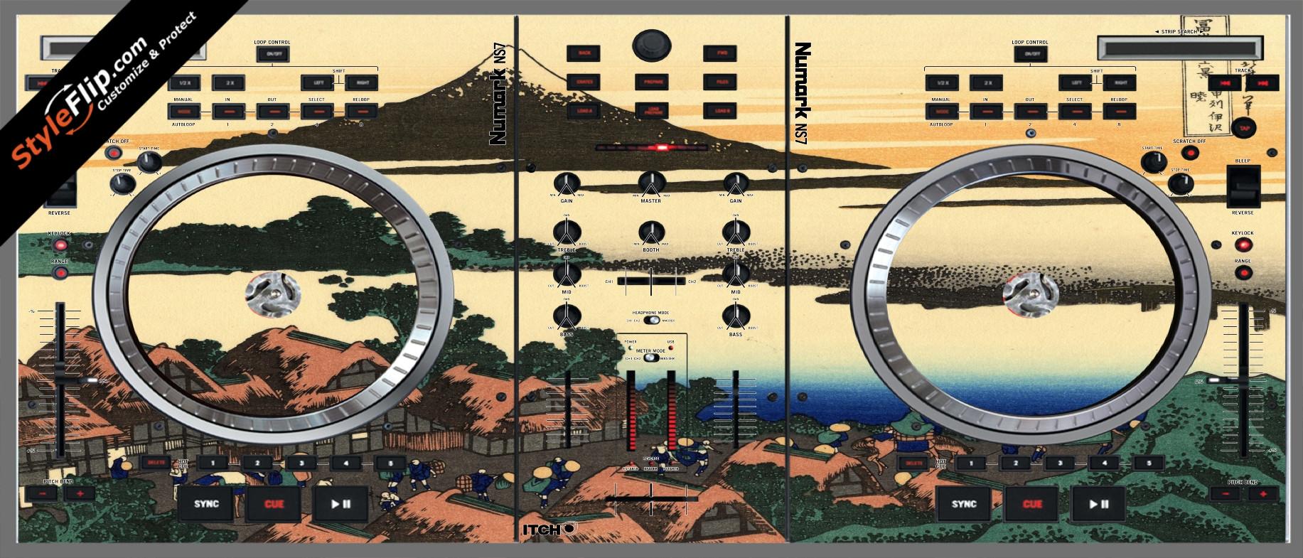 Fuji  Numark NS-7
