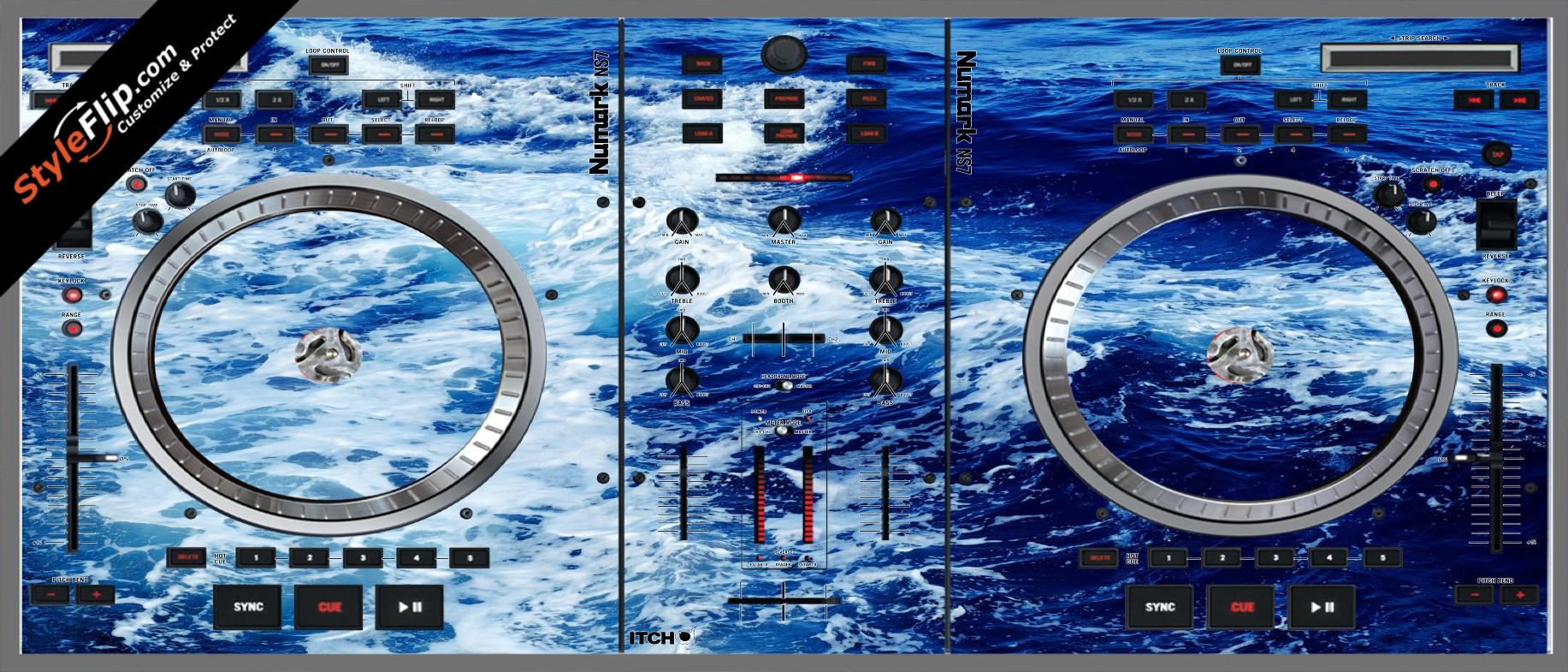 High Tide  Numark NS-7