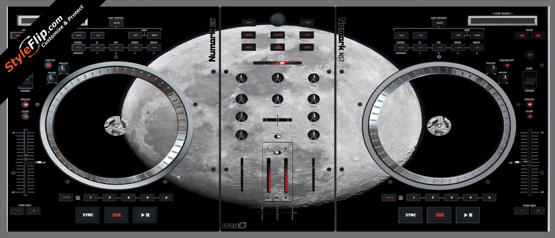 Lunar Numark NS-7