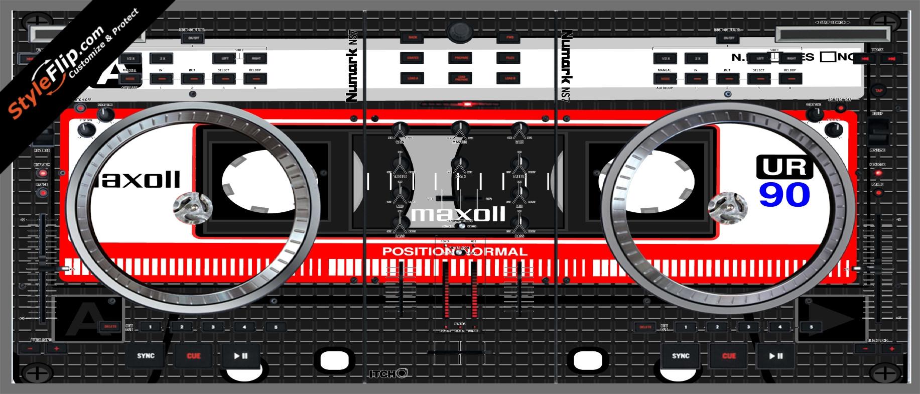 Mixtape Numark NS-7