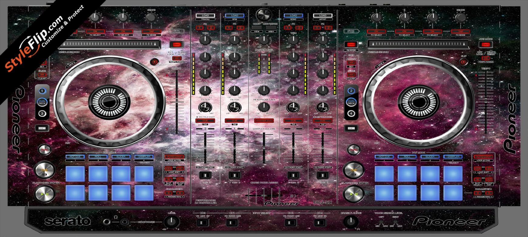 Cosmic  Pioneer DDJ-SX