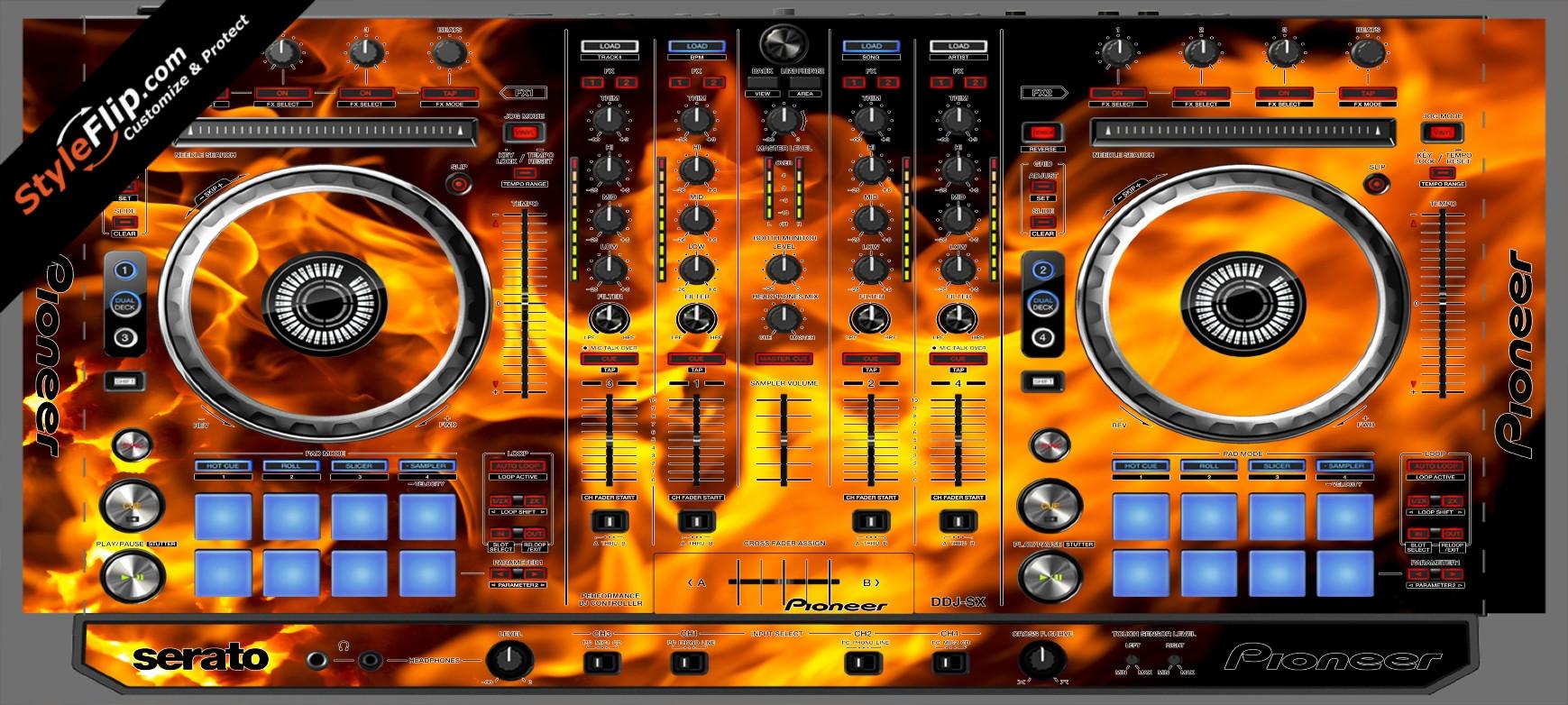 Hot Stuff  Pioneer DDJ-SX