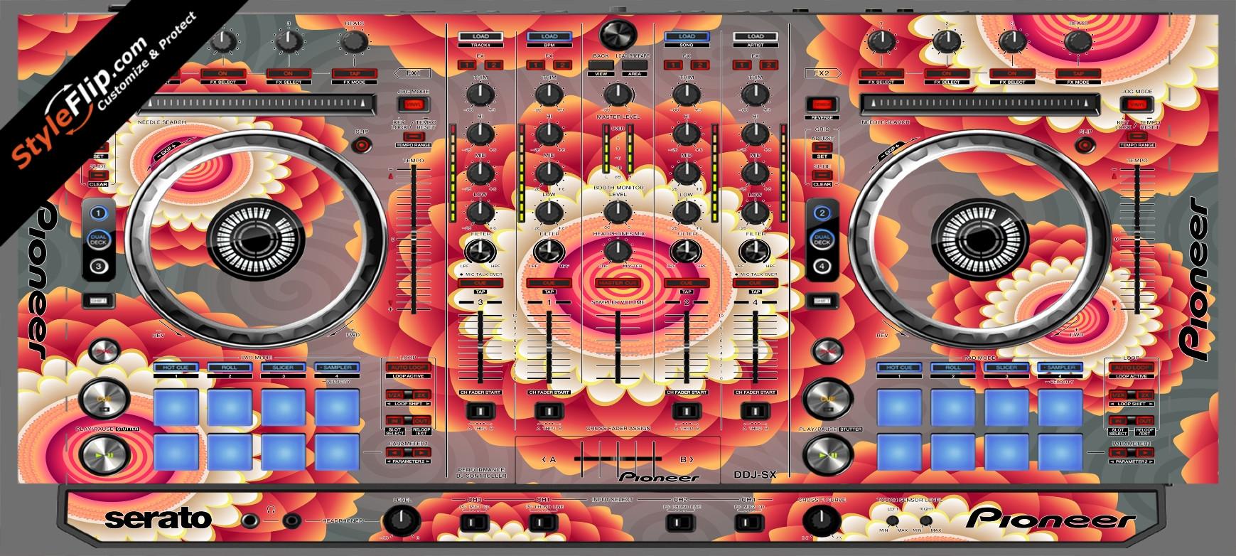 Hypnotic Pioneer DDJ-SX