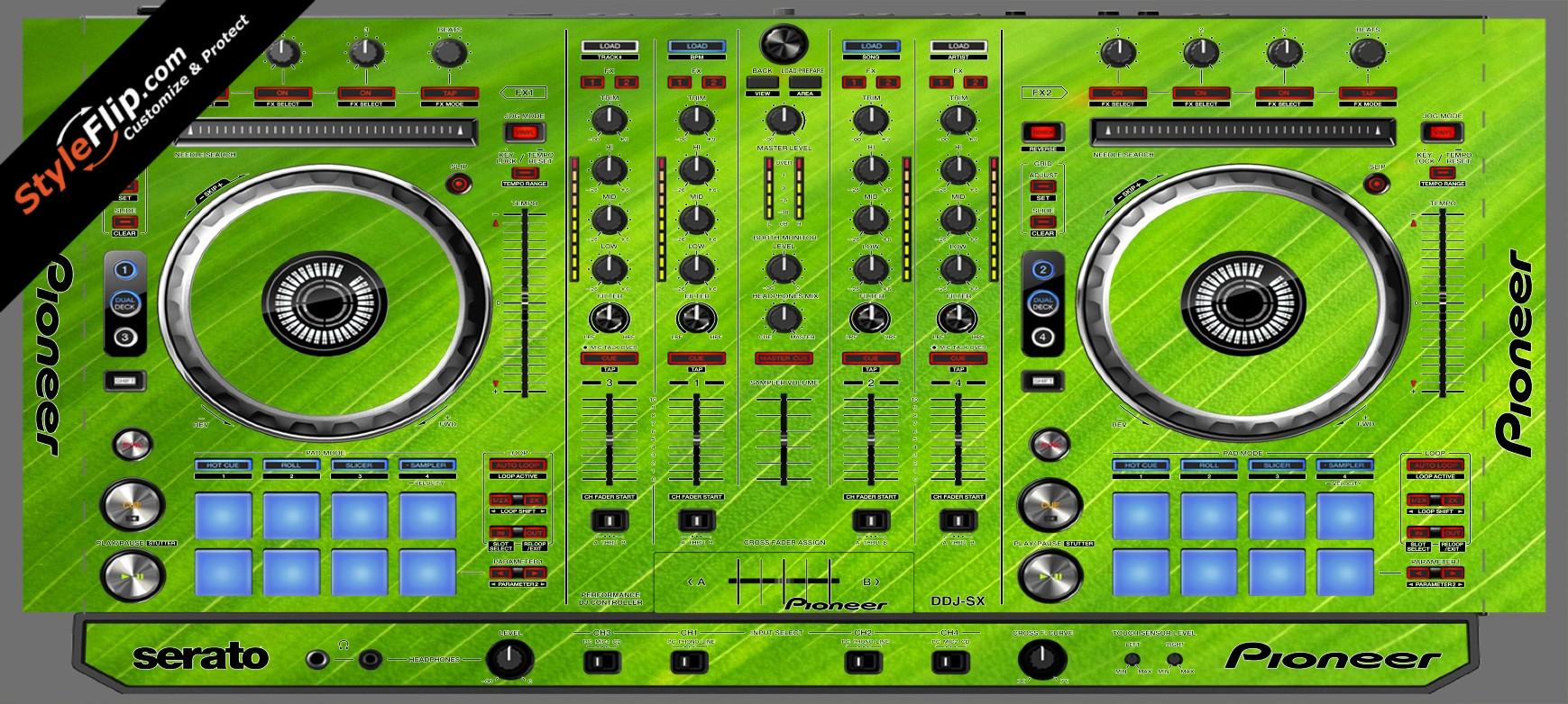 Leafy Pioneer DDJ-SX