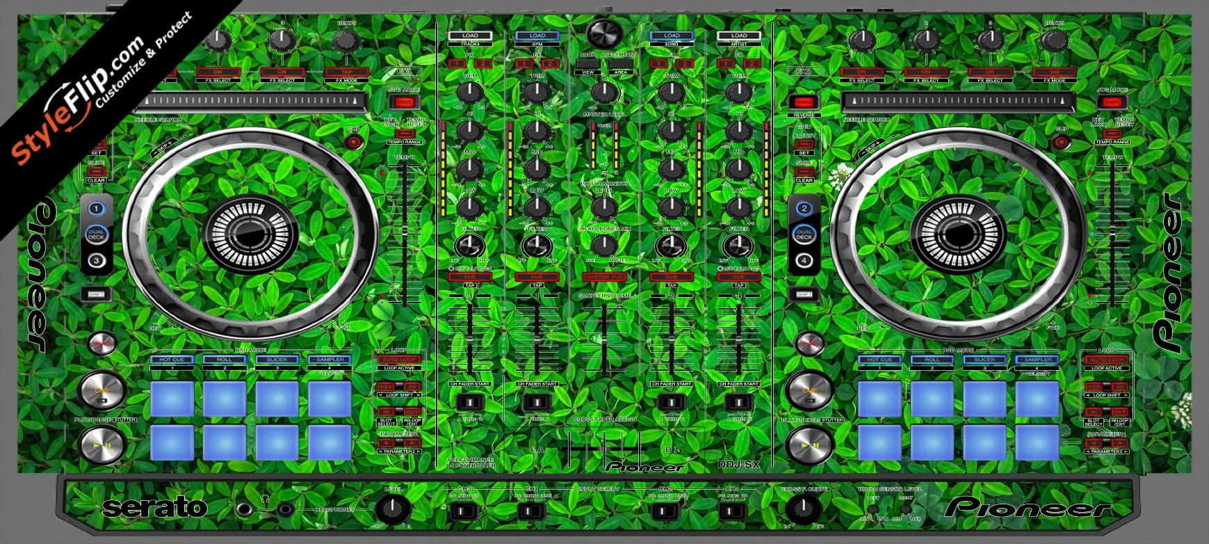 Lucky Charms  Pioneer DDJ-SX