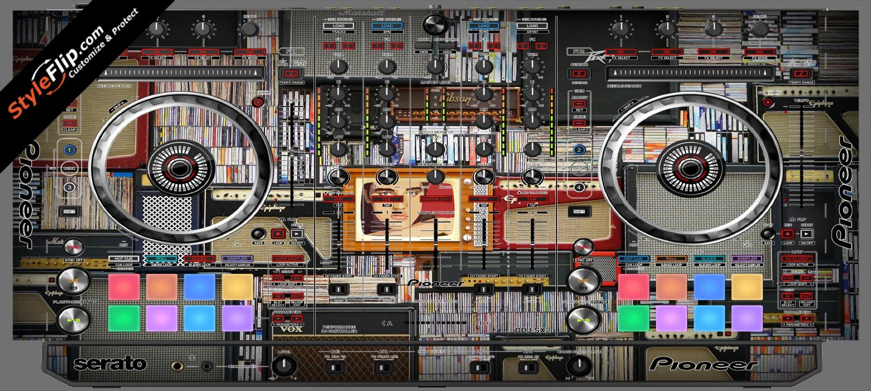 Classic  Pioneer DDJ-SX2
