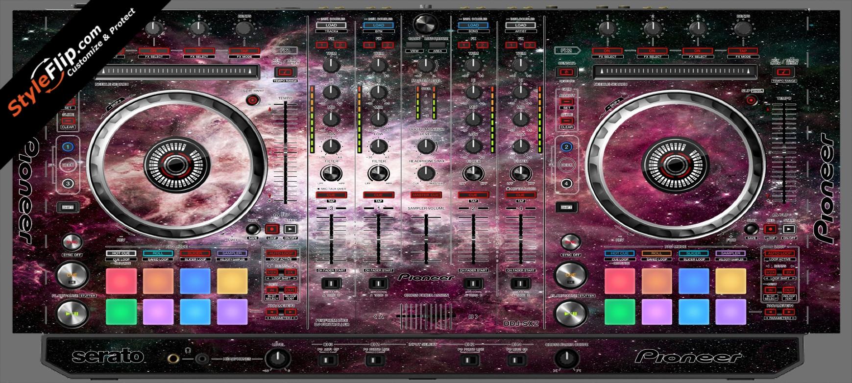 Cosmic  Pioneer DDJ-SX2