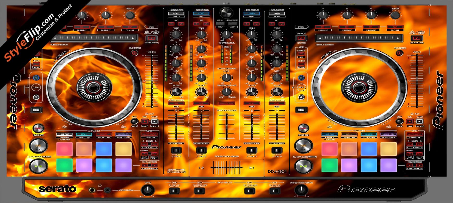 Hot Stuff  Pioneer DDJ-SX2