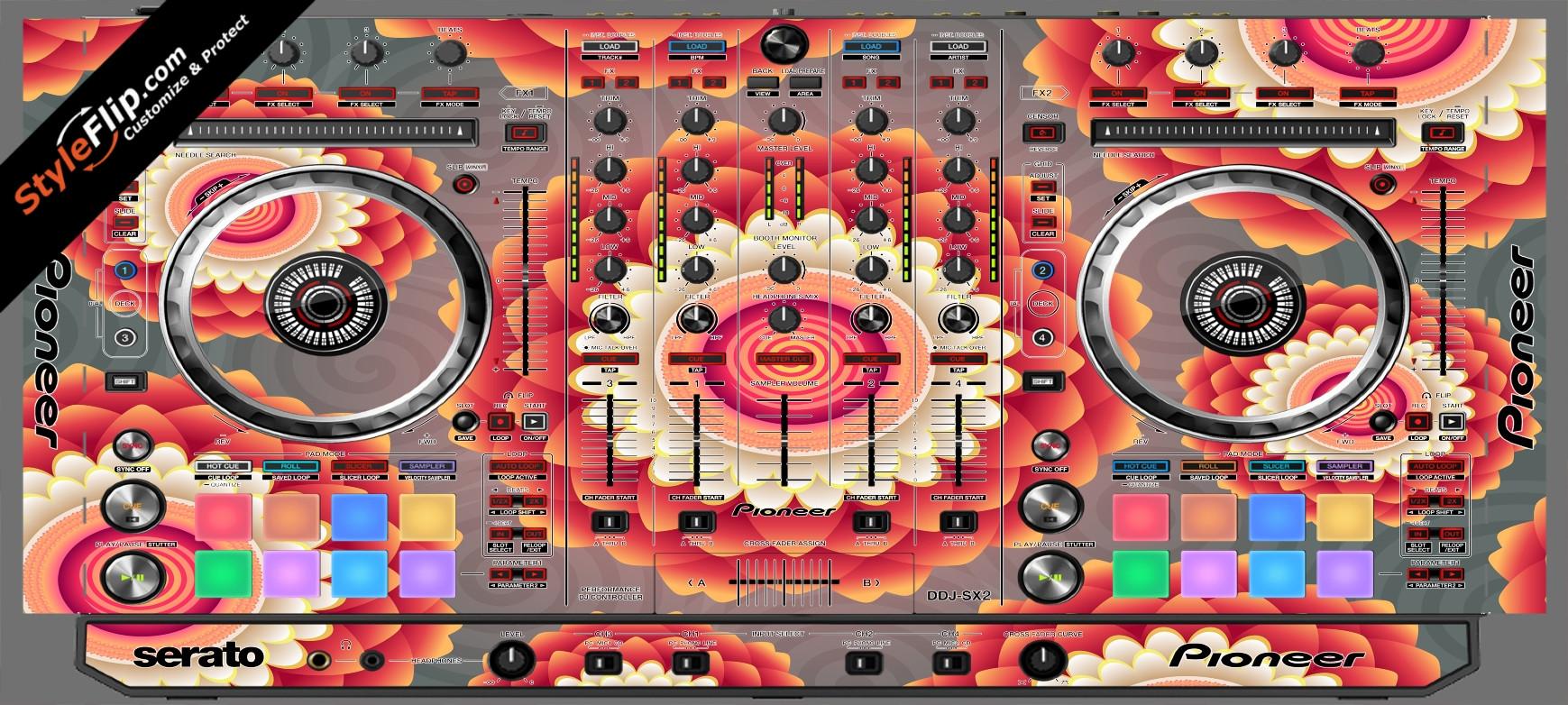 Hypnotic Pioneer DDJ-SX2