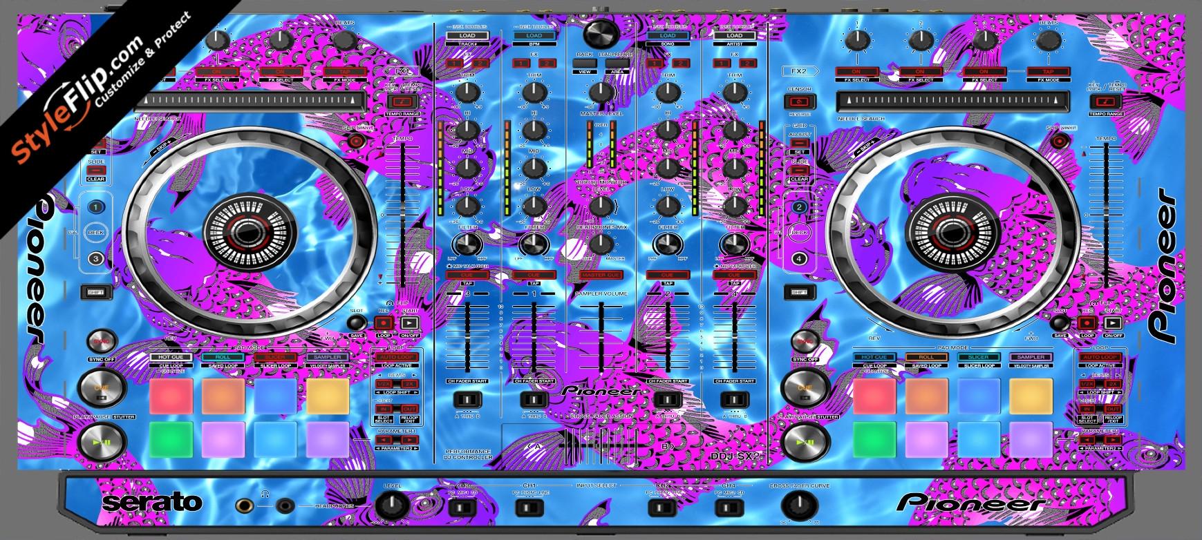 Koi Pioneer DDJ-SX2