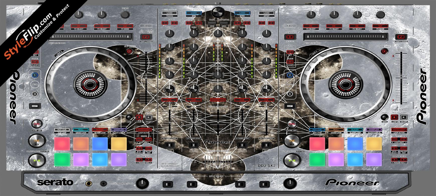 Mystic  Pioneer DDJ-SX2