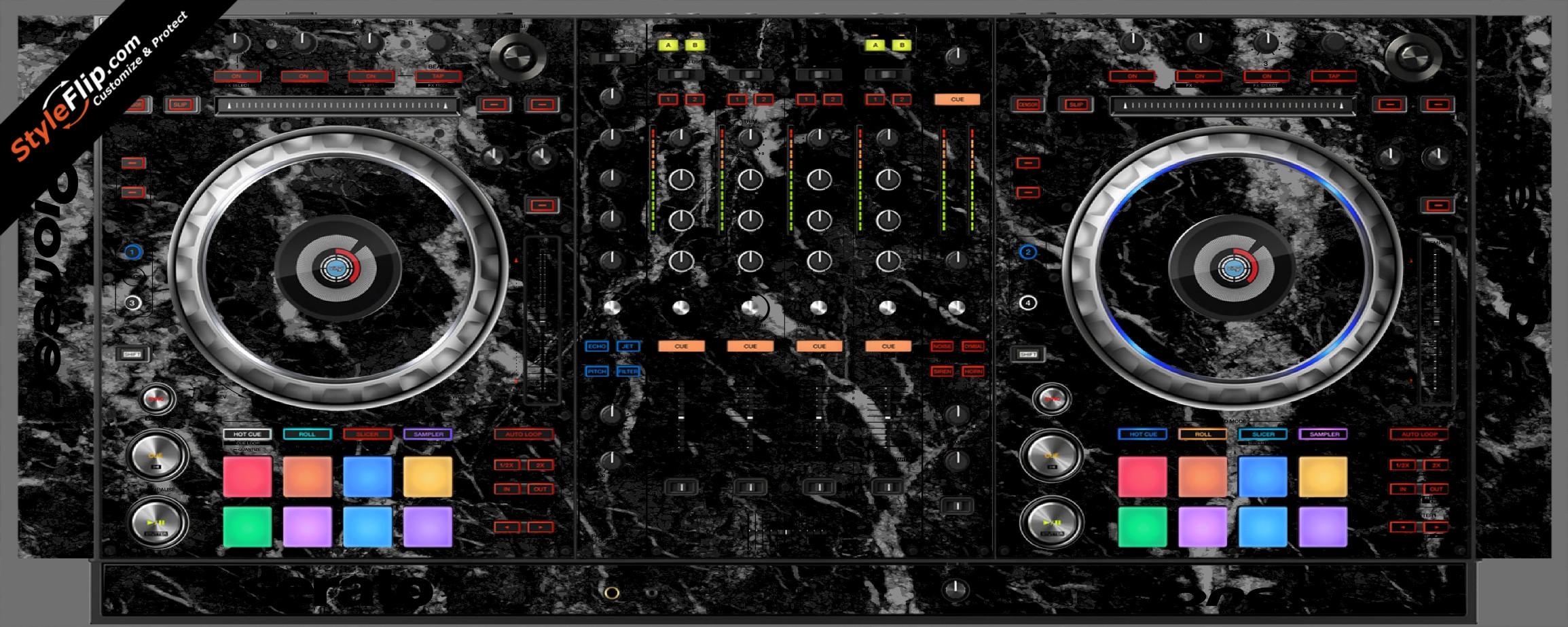 Black Marble  Pioneer DDJ-SZ